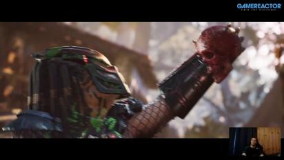 GRTV växlar mellan Predator & Batman: Arkham Knight