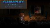 GRTV spelar pixelfesten Re:turn One way trip
