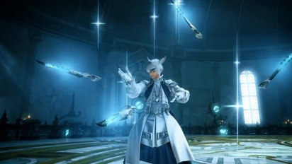 Final Fantasy XIV: Endwalker - Sage Reveal Trailer