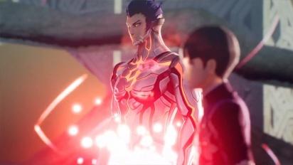 Shin Megami Tensei V - Nintendo Treehouse: Live E3 2021