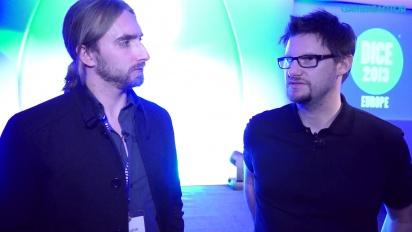 Splash Damage's Paul Wedgwood - DICE Europe Interview