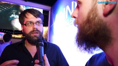 Anno 2205 - Dirk Riegert-intervju