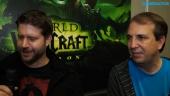 World of Warcraft: Legion - Vi pratar med Chris Robinson & John Hight