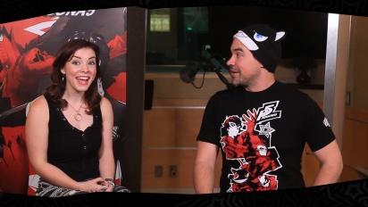 Persona 5 - Interviewing Cherami Leigh