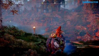 Horizon: Zero Dawn - 20 minuter PS4 Pro-gameplay