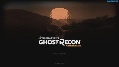 Vi spelar Ghost Recon: Wildlands - Single Player