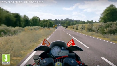 TT Isle of Man - Dev Diary