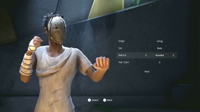 Absolver - Character Customisation Trailer