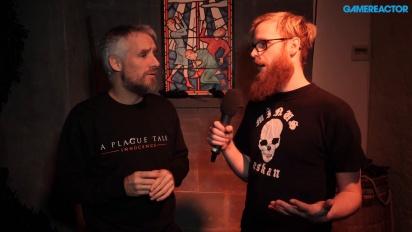 A Plague Tale: Innocence - Vi pratar med David Dedeine