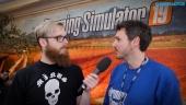 Farming Simulator 19 - Vi intervjuar Martin Rabl