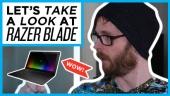 GRTV klämmer lite mer på Razer Blade (2018)