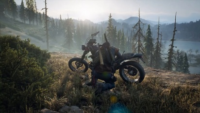 Days Gone - World Video Series: Riding The Broken Road