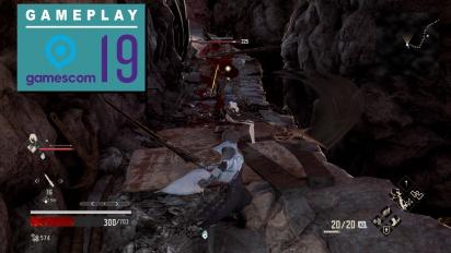 GRTV på Gamescom 19: Vi spelar Code Vein
