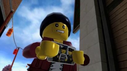 Lego City Undercover - February Trailer