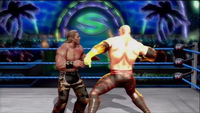 WWE All Stars - Match Types Trailer
