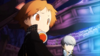 Persona Q: Shadow of the Labyrinth  - Yosuke Trailer