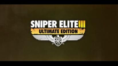 Sniper Elite Ultimate Edition - Announcement Trailer