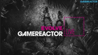 Vi spelar Evolve