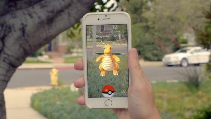 Pokémon Go - European Launch Trailer