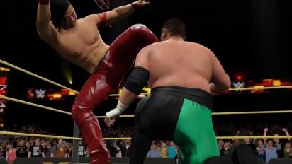 WWE 2K17 - NXT Enhancement Pack Trailer