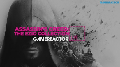 Vi spelar Assassin's Creed: The Ezio Collection