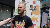 Puppet Fever - GRTV intervjuar Marcus Kellner