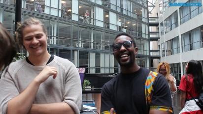 Semblance - Vi pratar med Ben Myres & Cukia Kimani