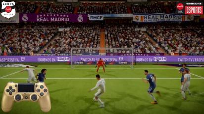 FIFA 18 - eCopa Tournament sitt første triks