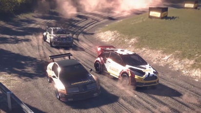 V-Rally 4 - V-Rally Cross and Buggy Trailer