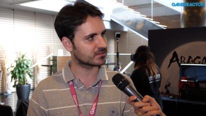 Aragami VR - David León Interview