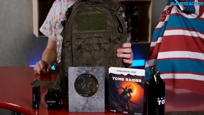GRTV packar upp vår tävlingsväska, Shadow of the Tomb Raider