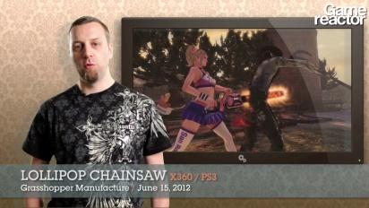 Spel att hålla utkik efter: juni 2012