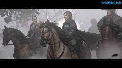 GRTV berättar allt du behöver veta om Thronebreaker: The Witcher Tales