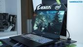 GRTV på CES2019: Intervju med Gigabyte Laptops