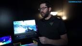 GRTV på CES2019: Intervju med Razer om Blade 15 & Raptor 27