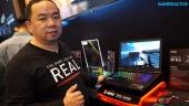 GRTV på CES2019: Intervju med MSI om GT75 Titan RTX 2080