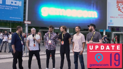 Gamescom 2019 - Day 2 Update