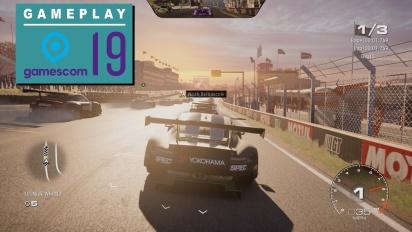 GRTV på Gamescom 19: Vi spelar Grid