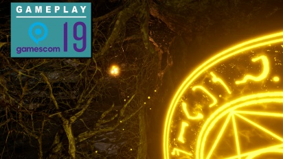 GRTV på Gamescom 19: Vi spelar The Wizards: Dark Times