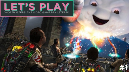 GRTV spelar Ghostbusters: The Video Game Remastered