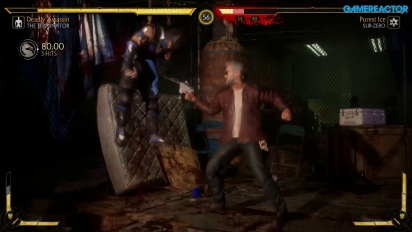 Mortal Kombat 11 - Terminator T-800 vs Sub-Zero