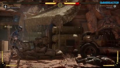 Mortal Kombat 11 - Terminator T-800 Endoskeleton