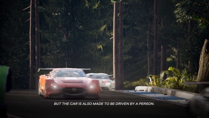 Gran Turismo 7 - The Starting Line (Behind The Scenes)