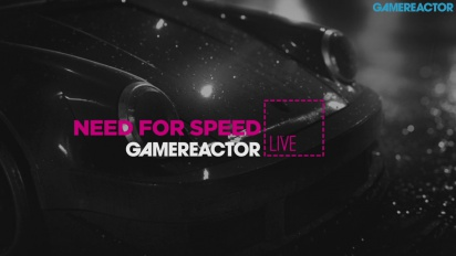 Vi spelar Need for Speed
