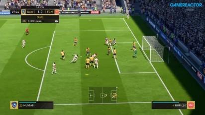 Gamereactor's FUT Online Match