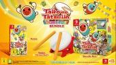 Taiko no Tatsujin: Drum 'n' Fun - Nintendo Switch Trailer