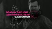 GRTV lirar Dead by Daylight (Ash vs The Evil Dead)