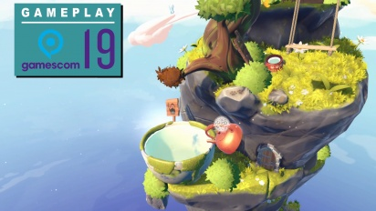 GRTV på Gamescom 19: Vi spelar The Curious Tale of the Stolen Pets