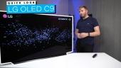 GRTV packar upp Oled-TV:n LG C9