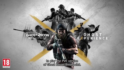 Ghost Recon Breakpoint - Ghost Experience Trailer